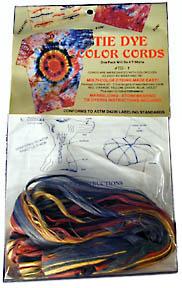Tie Dye Color Cords