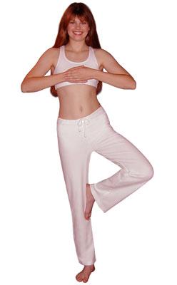 regular length yoga/workout pants