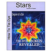 How to Tie-Dye Stars: Tie-Dye Secrets Revealed