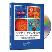 Batik Workshop DVD