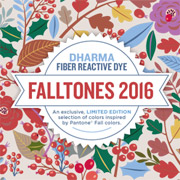 Limited Edition Dharma Fiber Reactive Falltones for 2016