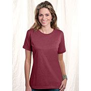 Ladies Vintage Jersey Longer Length T-shirt
