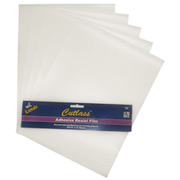 "Stencil Film 9""x 12"" - Pack of 5 sheets"