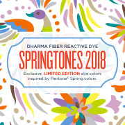 Limited Edition Fiber Reactive SpringTones For 2018