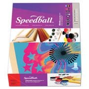 Speedball Intermediate Deluxe Kit