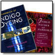 Natural Dyeing Books & DVDs