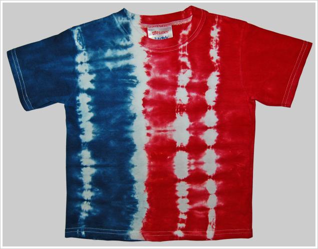 200cf7c0b318 Wear your American tie dye with pride.