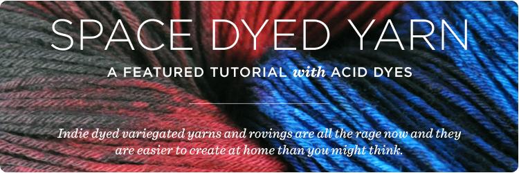 Acid dye instructions | the textileoscope blog.