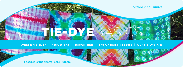 Halloween Tie Dye Kit
