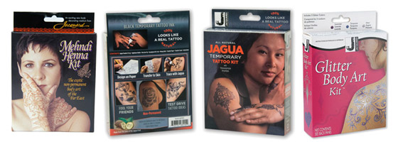 Body Art Kits